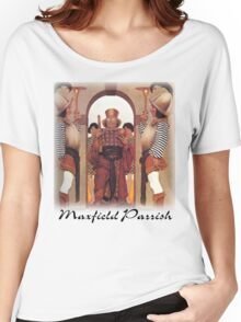 Parrish - The King of Hearts  Women's Relaxed Fit T-Shirt