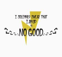 No Good Potter Kids Tee