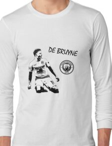 Kevin De Bruyne - Manchester City Long Sleeve T-Shirt