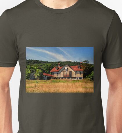 The Two Cupola Barn Unisex T-Shirt