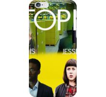 The Utopia Poster iPhone Case/Skin