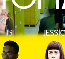 The Utopia Poster Sticker
