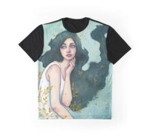 Turquoise Dream Graphic T-Shirt