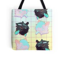 Gore Hound Aesthetic Heads Tote Bag