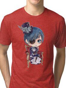 Chibi Ciel Tri-blend T-Shirt
