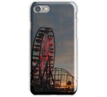 Boardwalk Sunset iPhone Case/Skin