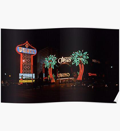 Las Vegas, 1983 Poster