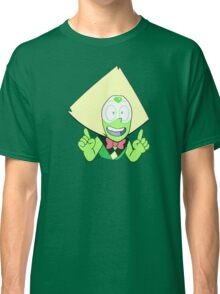 the happiest (and probably only) peridot on earth Classic T-Shirt