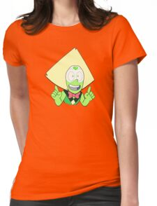 the happiest (and probably only) peridot on earth Womens Fitted T-Shirt