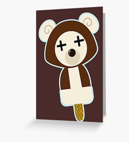 Snow Bear - KH Greeting Card