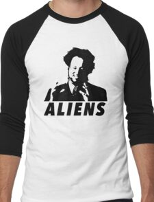 I'm Not Saying It's Aliens....But Aliens Men's Baseball ¾ T-Shirt