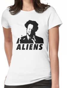 I'm Not Saying It's Aliens....But Aliens Womens Fitted T-Shirt