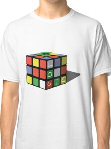 The Cube Classic T-Shirt