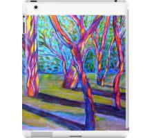Electric Trees iPad Case/Skin