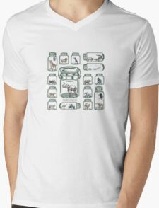 Protect Wildlife - Endangered Species Preservation  Mens V-Neck T-Shirt