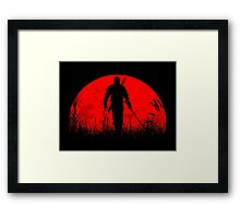Geralt Of Rivia Framed Print