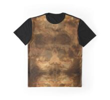 Witch House Dreamy Edgy Arty Swirl Leggings Graphic T-Shirt