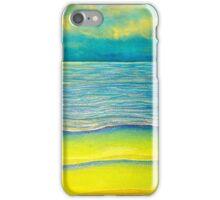 Cloudy Ocean Sunset iPhone Case/Skin