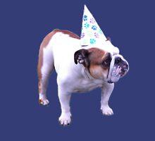 Bulldog Birthday Unisex T-Shirt
