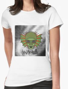 Intergalactic Hydro Hybrid Womens Fitted T-Shirt
