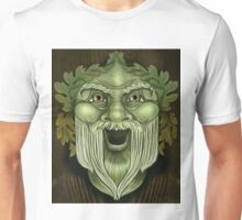 Oak King Green Man Unisex T-Shirt