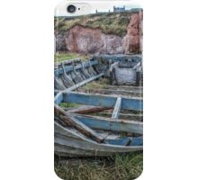 Skeleton Boat, iPhone Case/Skin