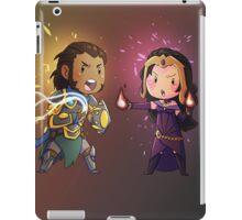 Mortal Enemies iPad Case/Skin