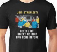 join starfleet Unisex T-Shirt