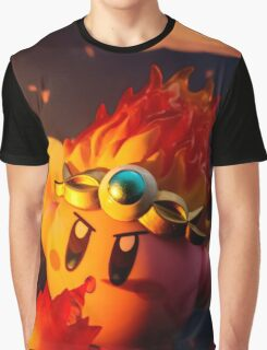 Dreams of Fire Graphic T-Shirt