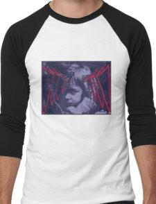 Pirate Utopia Men's Baseball ¾ T-Shirt