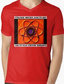 Strange Movies Sanctuary Mens V-Neck T-Shirt