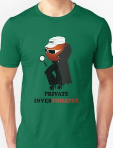 Private Investomater T-Shirt
