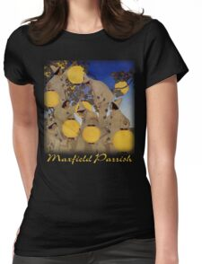Parrish - The Lantern Bearers Womens Fitted T-Shirt