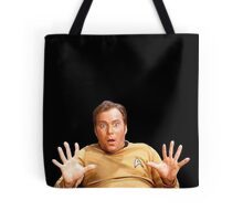 William Shatner - Jim Kirk Tote Bag