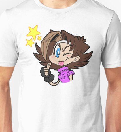 Kick Girl - THUMBS UP! Unisex T-Shirt