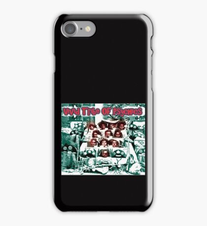 Vivid Tribe Of Psychics iPhone Case/Skin