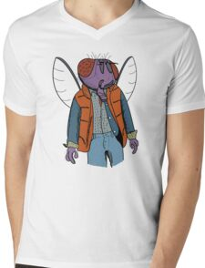 Hello McFly! - Back to the Future Mens V-Neck T-Shirt