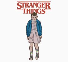 Stranger Things Eleven One Piece - Short Sleeve