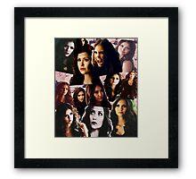 Katherine Pierce Framed Print