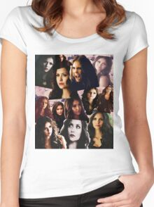 Katherine Pierce Women's Fitted Scoop T-Shirt