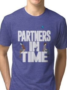 """""""Partners in Time"""" - Life is Strange Tri-blend T-Shirt"""