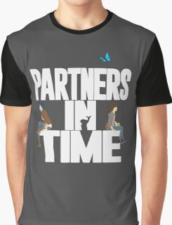 """""""Partners in Time"""" - Life is Strange Graphic T-Shirt"""