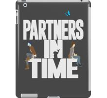 """Partners in Time"" - Life is Strange iPad Case/Skin"
