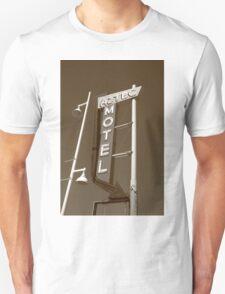 Route 66 - Aztec Motel T-Shirt