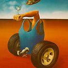 """""""BLOKE"""" 1974 by Stephen Gorton"""