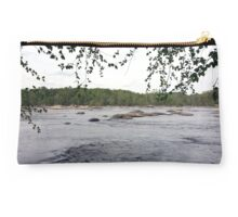 Summer Time on the James River Studio Pouch