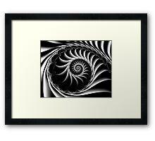 Turbine Framed Print