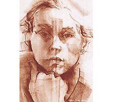 Helen (detail) Photographic Print