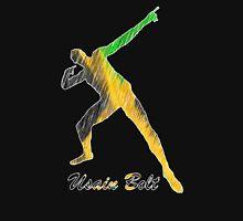 Usain Bolt Jamaica Man Design Unisex T-Shirt