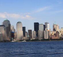 Daytime New York Skyline Sticker